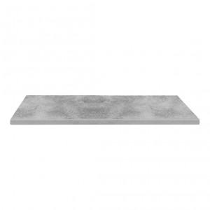TABLERO LAMINADO HPL Antracita 70X70 cm_cemento